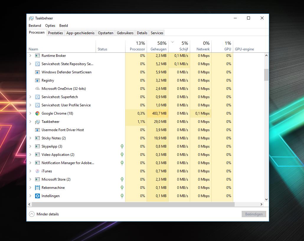Wat moet ik doen wanneer de computer bevriest? *TIPS*